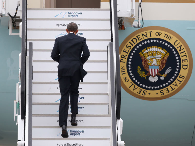 amtszeit amerikanischer präsident