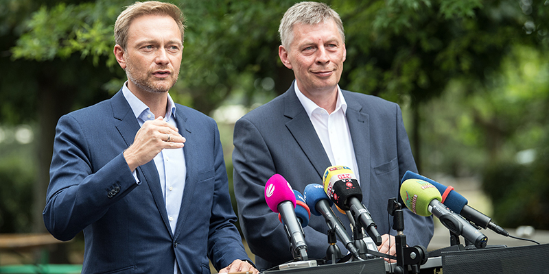 FDP, Christian Lindner, Wahlprogramm
