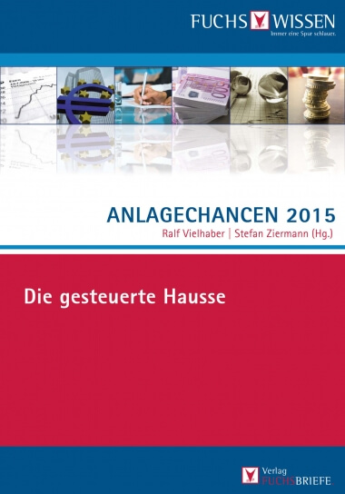 Cover Anlagechancen 2015