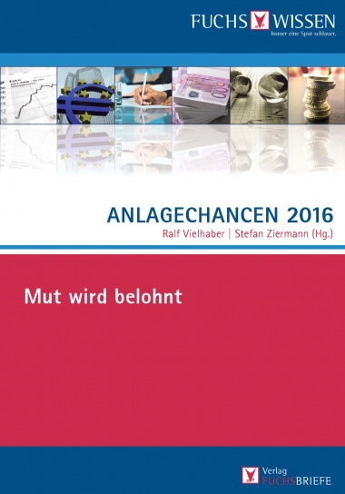 Cover Anlagechancen 2016