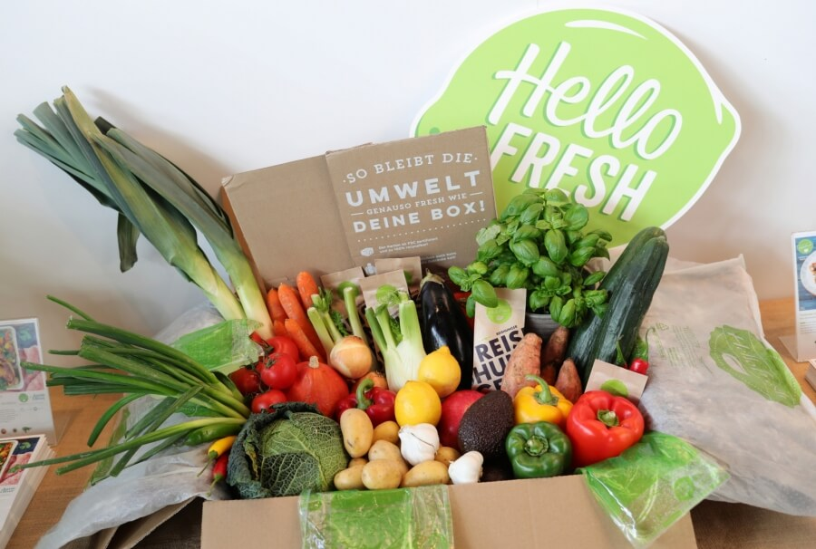 Start-Up Hellofresh