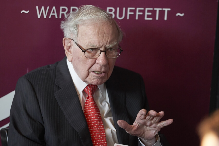 Warren Buffett, Value-Investing, Aktien, Großinvestor